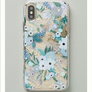 Rifle Paper Co. Garden Party iPhone XS/X Case